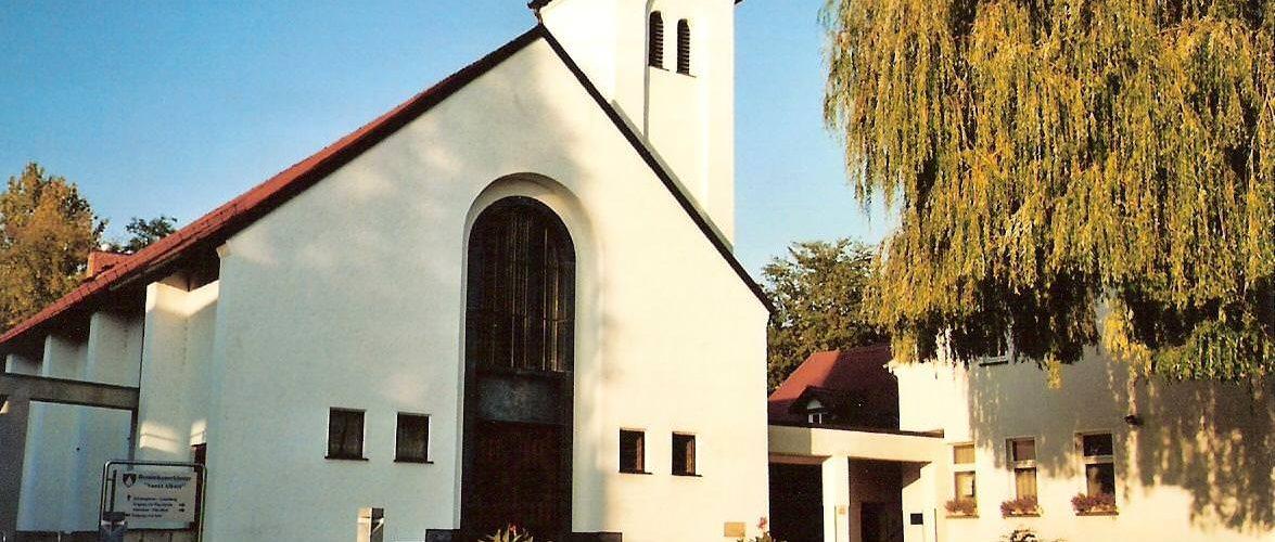 Kirche - Sommer