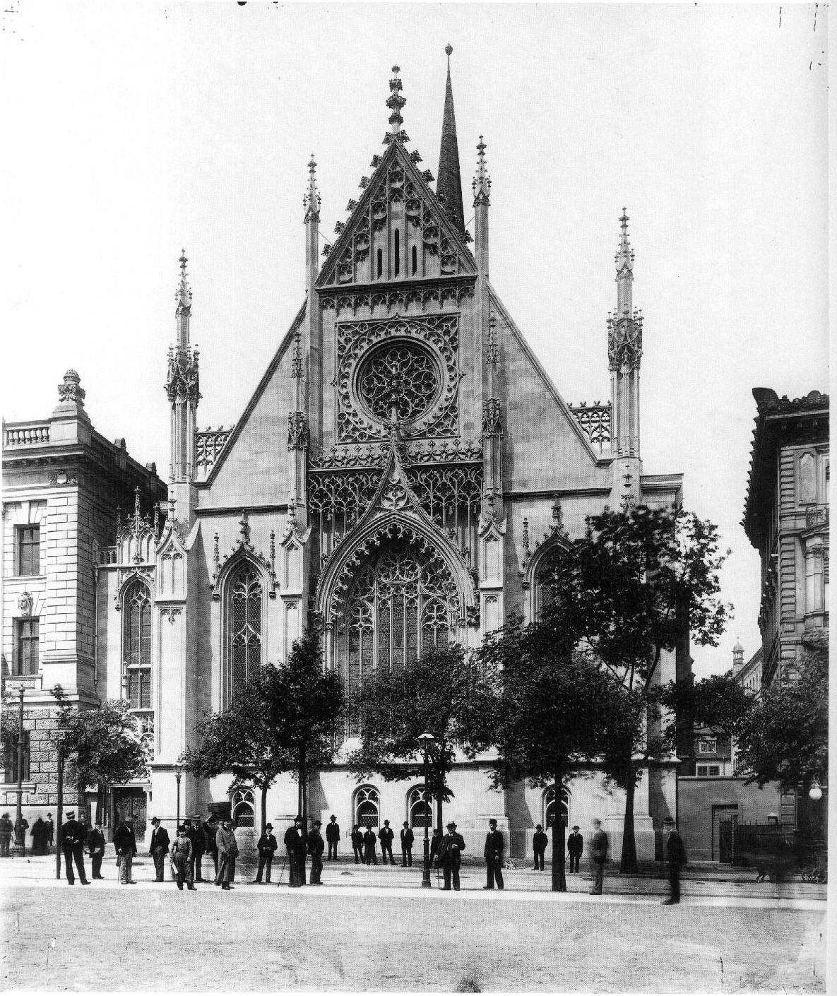 Universitätskirche Leipzig Gottesdienst